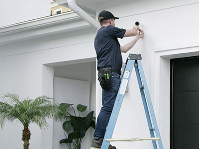install a new security system