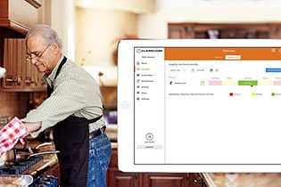 Home security and smart home automation
