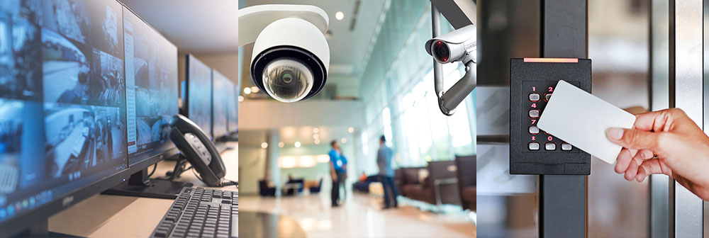 Business security products and devices